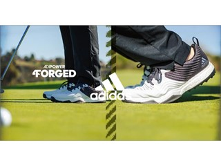 アディダスゴルフ「adipower 4ORGED」発売開始