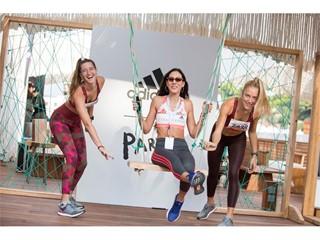 Οι adidas Women εντυπωσίασαν στο φετινό Ladies Run