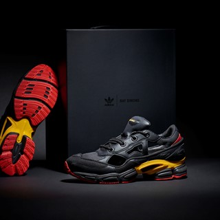 online retailer 2b7da adcac adidas by Raf Simons Honors Belgian National Day with New RS Replicant  Ozweego Pack