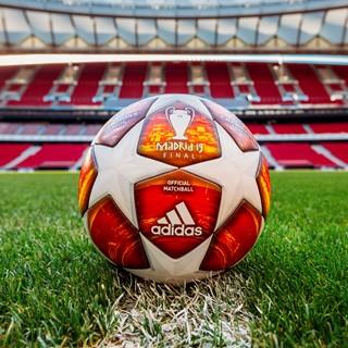 b9fd450d458fd adidas Soccer reveals official match ball of the UEFA Champions League Final