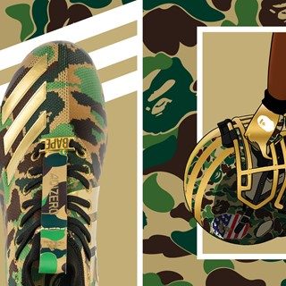 d826c044c82 adidas & BAPE® Introduce Limited-Edition Capsule Collection