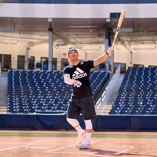 16218b0a868 World series champion   MLB all-star Alex Bregman of the Houston Astros  joins adidas family