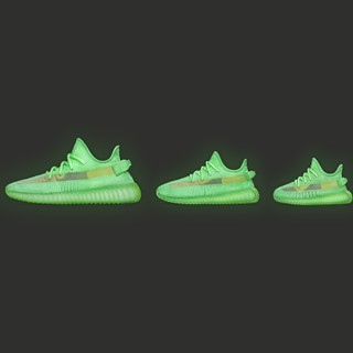 02af3cfb adidas + Kanye West Release Yeezy 350 Glow for Adults and Kids