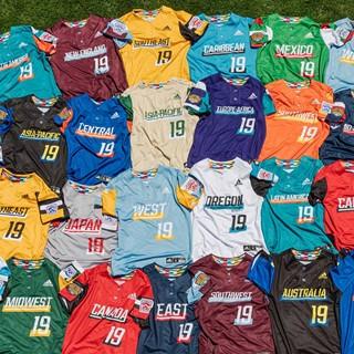 5b50eceb7 adidas and Little League® Unveil 2019 Baseball & Softball World Series  Uniforms