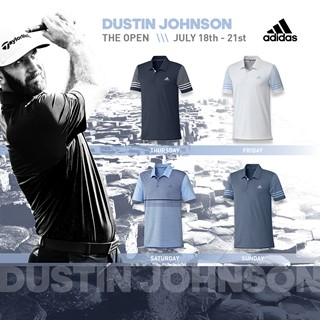 90934104814d adidas Golf Announces Athlete Apparel for the 148th Open Championship