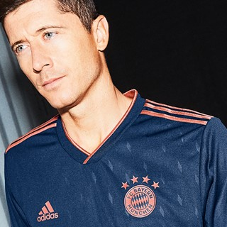 buy popular 068f4 25402 adidas launches the FC Bayern Munich third Kit for the 2019 ...