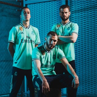 the best attitude 4897d f4479 adidas and Real Madrid reveal third kit for 2019/20