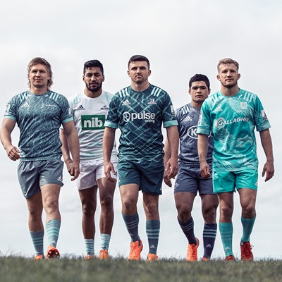 adidas Unveils Investec Super Rugby away Jerseys Inspired by