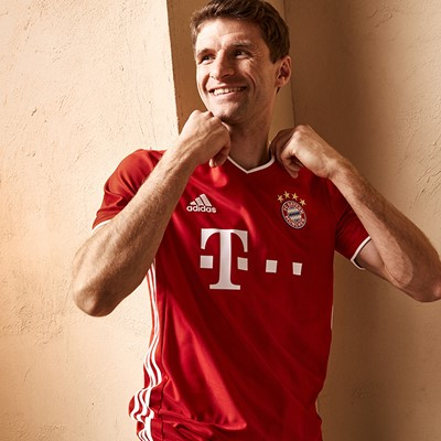 Launching New Fc Bayern Munich 2020 21 Home Jersey A Classic Look For The Record Breaking German Club