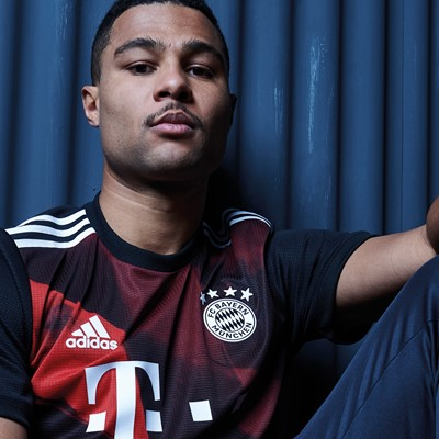 THE FC BAYERN MUNICH THIRD KIT FOR 2020/21 SEASON, CREATED TO ...
