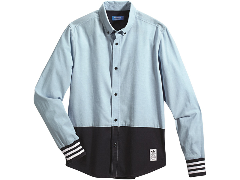adidas Originals_Men's Shirt SS14