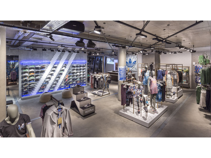 Adidas NEWS STREAM  Adidas Originals Flagship-Store Berlin