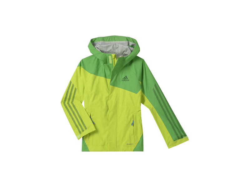 adidas Outdoor Boys Action Jacket