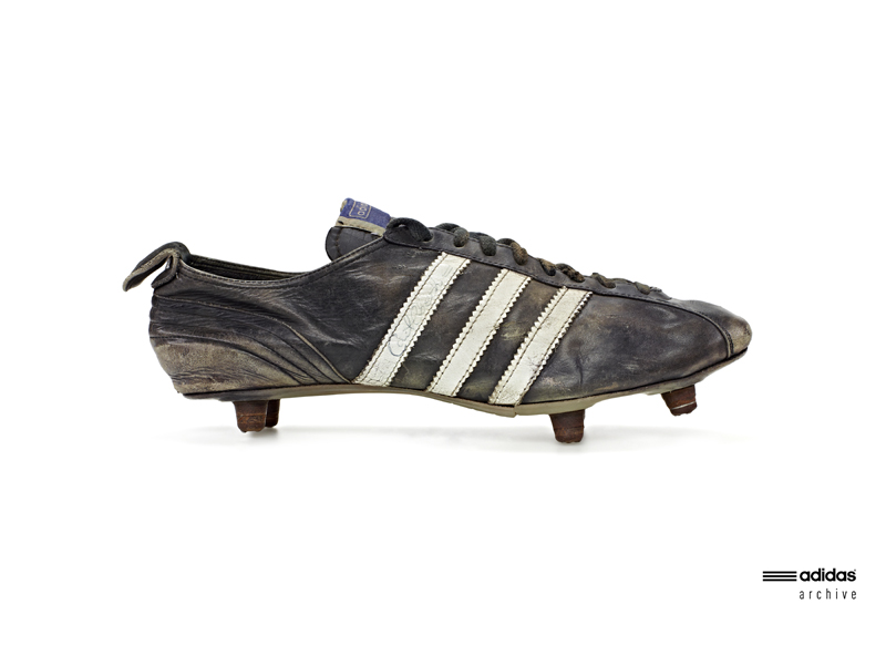 World Cup- Carlos Alberto. 90 Years of Game-changing Cleats
