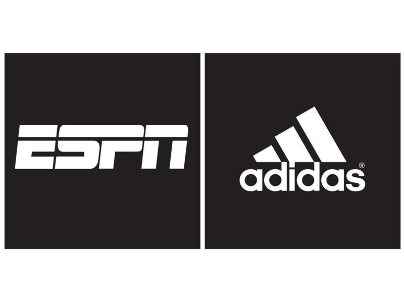 Adidas and ESPN Announce Telecast Agreement