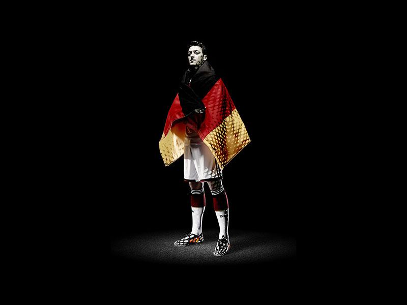 Mesut Ozil 3