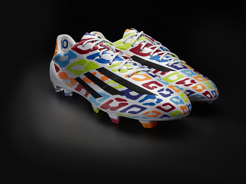 Messi Birthday boots 4