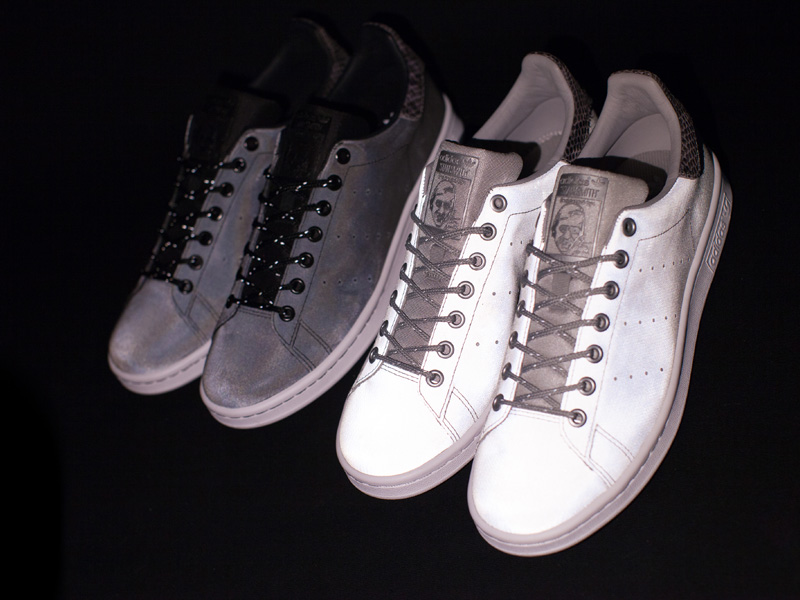 adidas Originals FW14 Stan Smith Reflective Pack 1