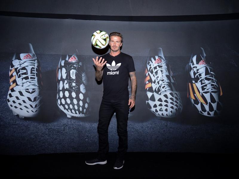 Beckham in Rio