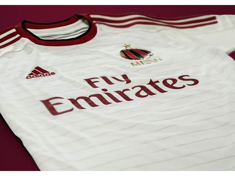 AC Milan Unveils adidas Away Kit 1