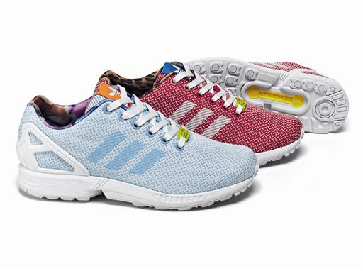 ZX Flux adidas Originals Women's Weave 01