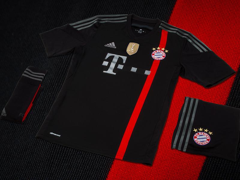 adidas unveils new Bayern Munich 2014/2015 third kit 7