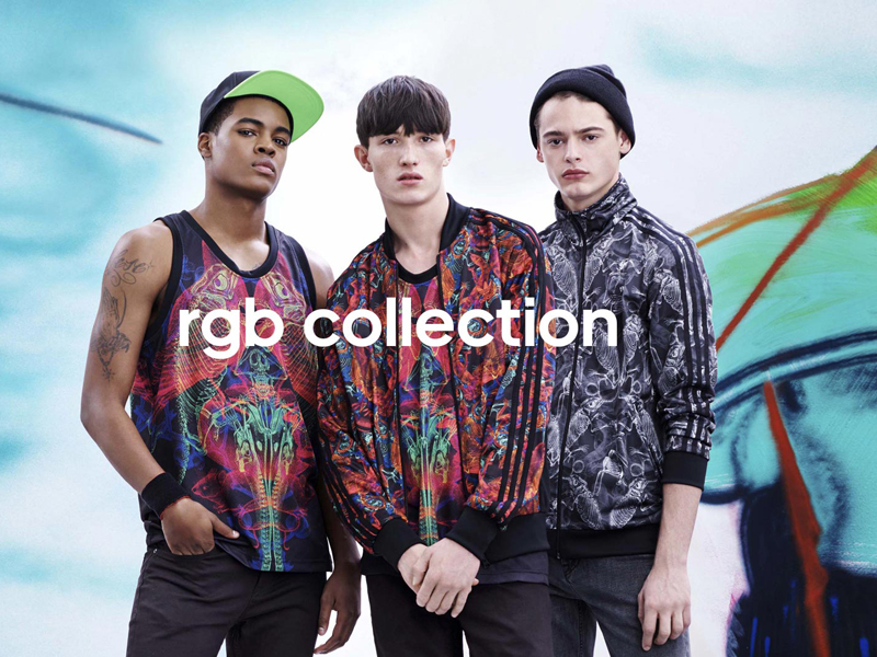 adidas Originals- RGB collection 1