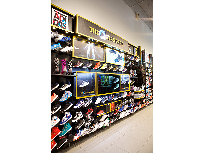 adidas & Foot Locker_The a Standard