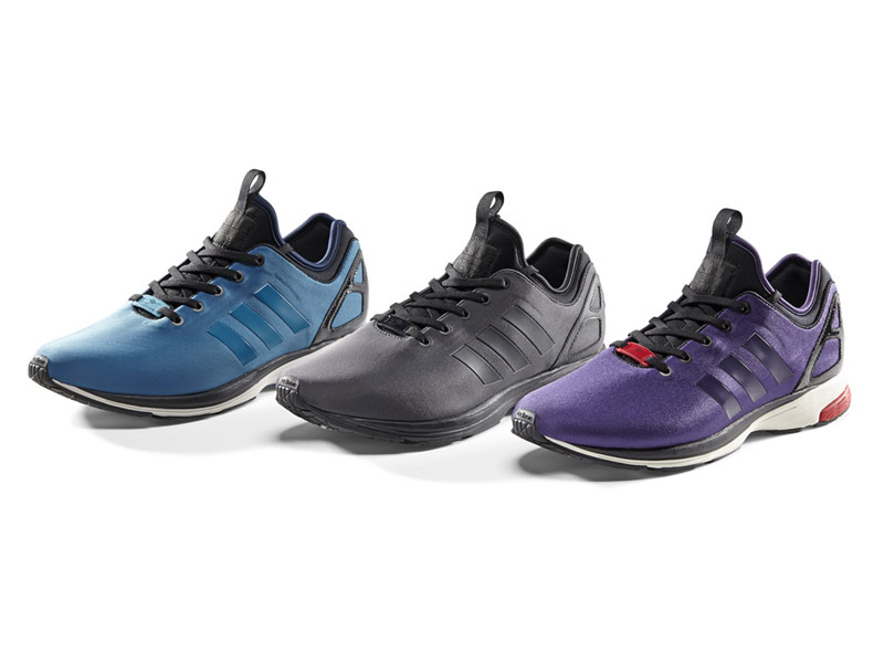 ZX FLUX TECH TEXTILE PACK 1