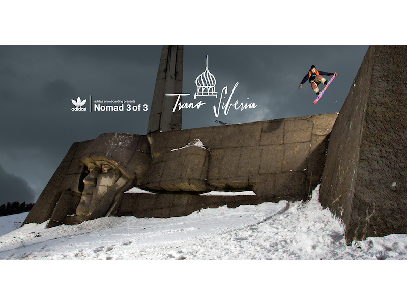 adidas® Snowboarding Presents Nomad 3 of 3: TransSiberia