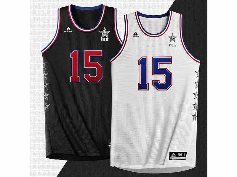 adidas NBA All-Star Jerseys, Sq