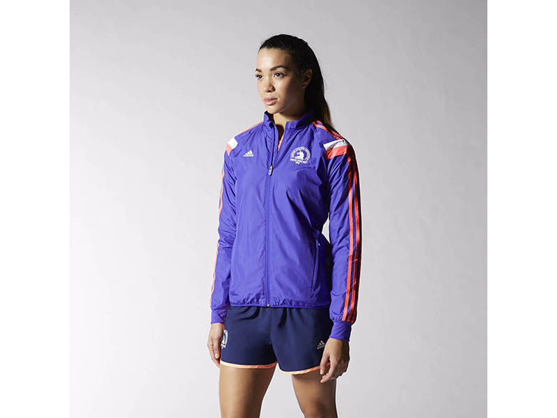 adidas Unveils 2015 Official Boston Marathon(r) Apparel Collection