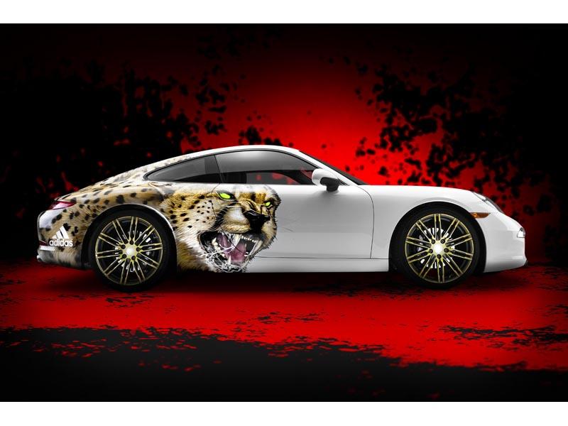 adidas Porsche 911 Carrera 1