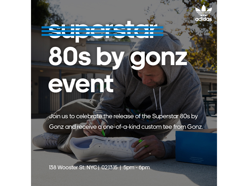 Superstar Experience: Autograph Session with Gonz