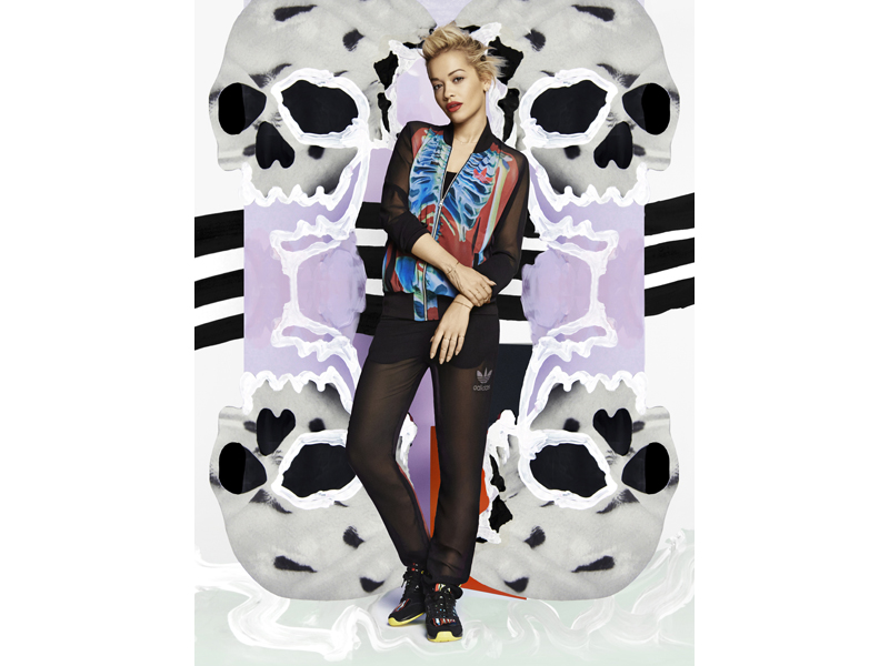 ADIDAS ORIGINALS BY RITA ORA SS15: O-RAY 21