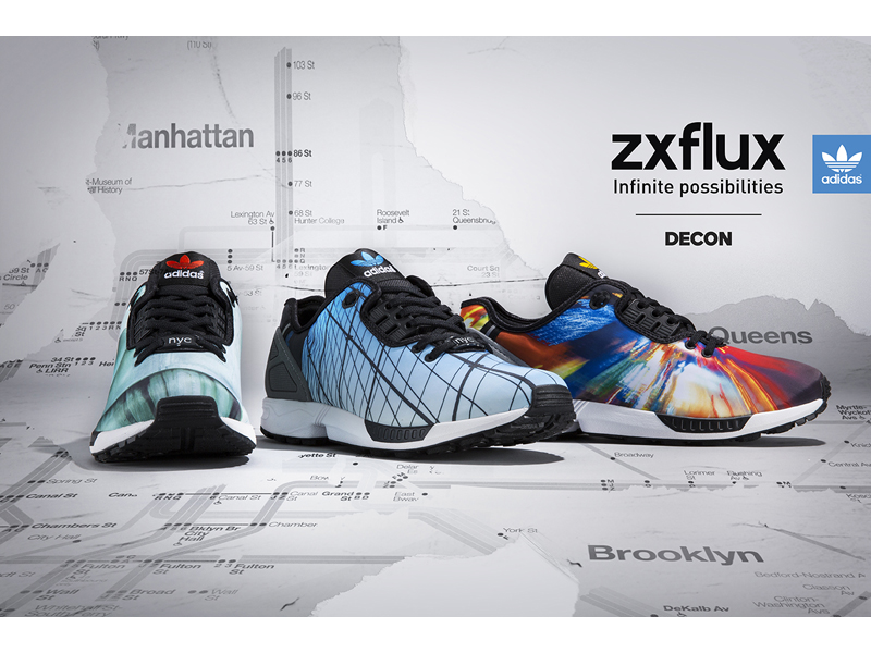 adidas Originals NYC Flux Pack 1