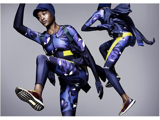 adidas by Stella McCartney Fall/Winter 2015 1
