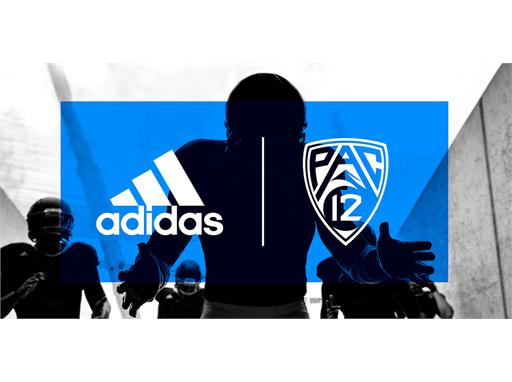 adidas & Pac-12 Announce Partnership