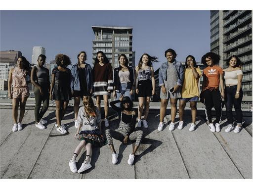 adidas NEWS STREAM : High School Fashionistas Style the ...