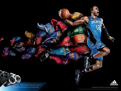 adidas Introduces the Lightest, Most Technologically Advanced NBA Uniforms