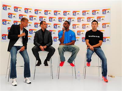 adidas proves innovation leadership on the road to London 2012 - Sportswear company outfits more than 500 athletes at 13th IAAF World Championships in Korea