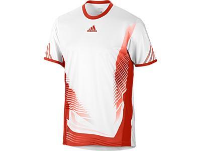 adidas споделя вълнението от тенис турнира Уимбълдън с удобно, класическо бяло спортно облекло
