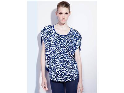 adidas by Stella McCartney Launches T-Shirt Using Innovative Dry Dye Technology
