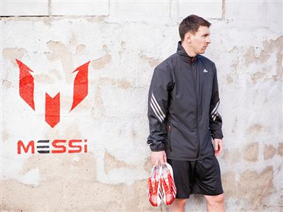 adidas presenta le adizero™ f50 dedicate a Leo Messi