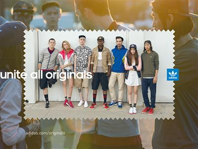 adidas is ready to unite all originals - Introducing new 2013 brand campaign