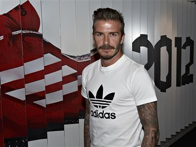 Official Statement from adidas About David Beckham's Retirement from Football