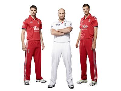 adidas launch England cricket kit for the Ashes
