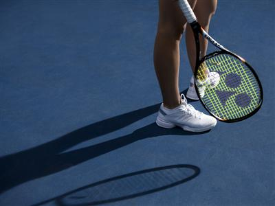 adidas officially launches the adidas by Stella McCartney barricade shoe at Wimbledon
