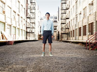 adidas Originals SS14 Men's LookBook