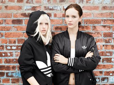 adidas Originals SS14 Women's LookBook